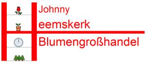 Blumengroßhandel Johnny Heemskerk Logo
